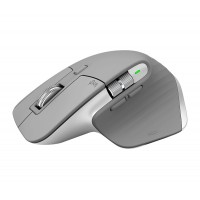 Мишка Logitech MX Master 3 Advanced Wireless Mouse - MID GREY, Mid Grey