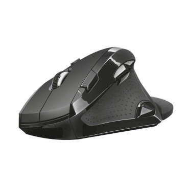 Мишка TRUST Vergo Wireless Ergonomic Comfort Mouse, Black