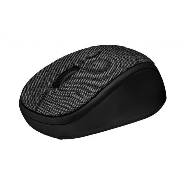 Мишка TRUST Yvi Fabric Wireless Mouse - black