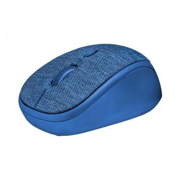 Мишка TRUST Yvi Fabric Wireless Mouse - blue