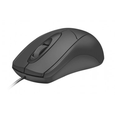 Мишка TRUST Ziva Optical Mouse, Black