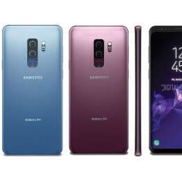 Samsung Smartphone SM-G965F GALAXY S9+ STAR2 Midnight Black