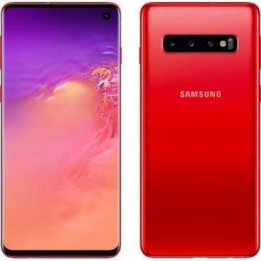 Samsung Smartphone SM-G975F GALAXY S10 Plus 128GB Red