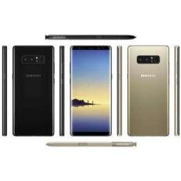 Samsung Smartphone SM-N950F Galaxy Note 8 Gold