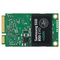 Samsung SSD 850 EVO mSATA 500GB Read 540 MB/sec