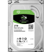Seagate BarraCuda 2TB 7200rpm 256MB SATA3 3