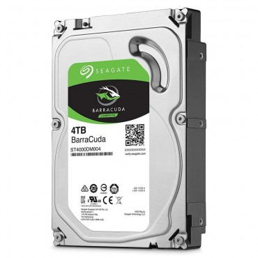 Seagate Barracuda 4TB