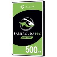 Seagate BarraCuda Pro 500GB 7200 RPM 128MB SATA 6.0Gb/s 2.5
