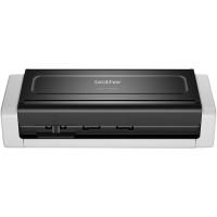 Скенер Brother ADS-1700W Document Scanner, White-Black