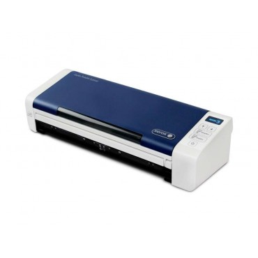 Скенер Xerox Duplex Portable Scanner, White-Blue