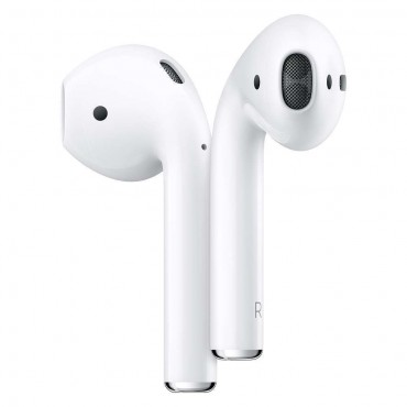 Слушалки Apple AirPods2 with Wireless Charging Case