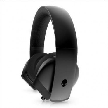 Слушалки Dell Alienware 310H Gaming Headset - AW310H, Black