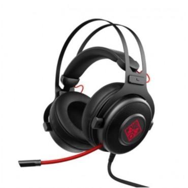 Слушалки HP Omen 800 Headset, Black/Red