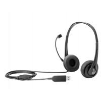 Слушалки HP Stereo USB Headset