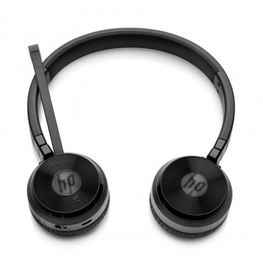 Слушалки HP Unified Communications Wireless Duo Headset