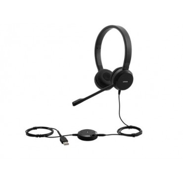 Слушалки Lenovo Wired VOIP Headset