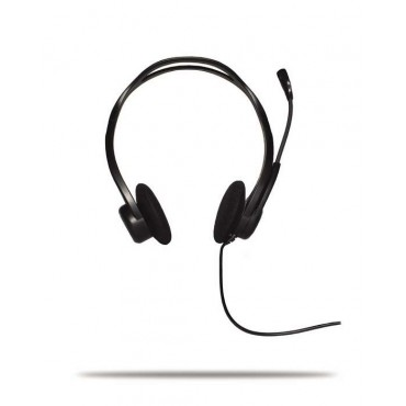 Слушалки Logitech PC 960 Stereo Headset USB