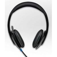 Слушалки Logitech USB Headset H540