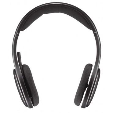 Слушалки Logitech Wireless Headset H800