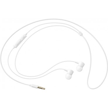 Слушалки Samsung HS1303 In-ear Headphones with Remote, White