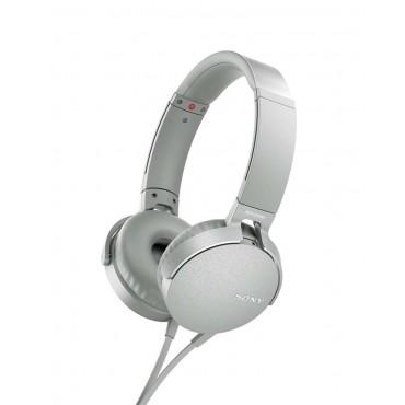 Слушалки Sony Headset MDR-550AP, White