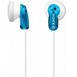 Слушалки Sony Headset MDR-E9LP blue
