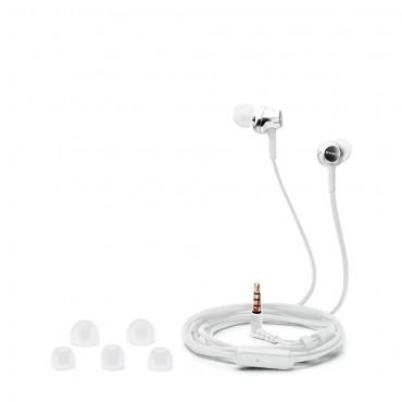 Слушалки Sony Headset MDR-EX155AP, White