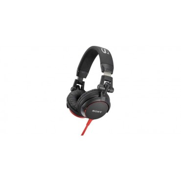 Слушалки Sony Headset MDR-V55 red