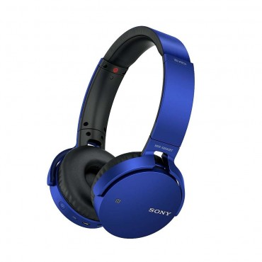 Слушалки Sony Headset MDR-XB650BT with Bluetooth and NFC