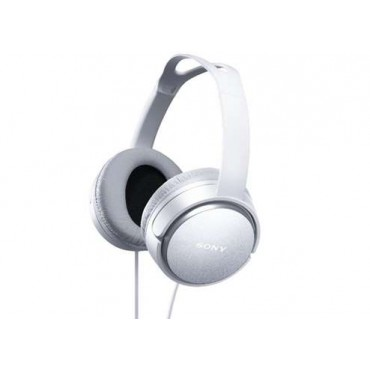 Слушалки Sony Headset MDR-XD150 white