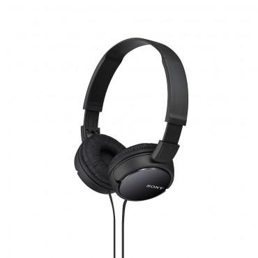 Слушалки Sony Headset MDR-ZX110 black, Black