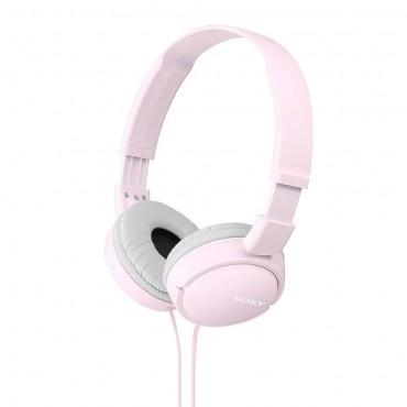 Слушалки Sony Headset MDR-ZX110 pink