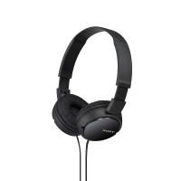 Слушалки Sony Headset MDR-ZX110AP black, Black