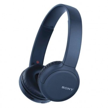 Слушалки Sony Headset WH-CH510, Blue