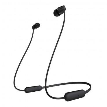 Слушалки Sony Headset WI-C200, Black