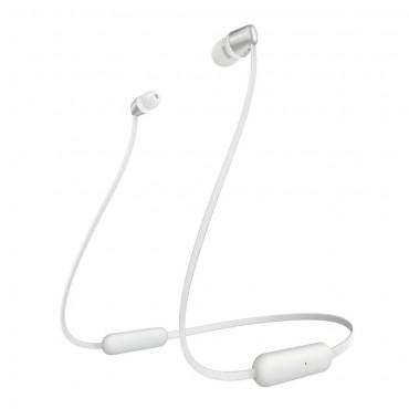 Слушалки Sony Headset WI-C310, White