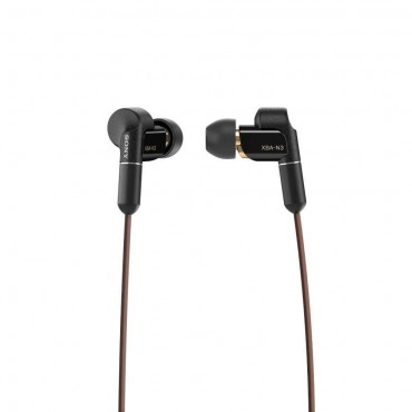 Слушалки Sony Headset XBA-N3AP black