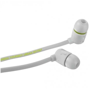 Слушалки TRUST Duga In-Ear Headphone - white