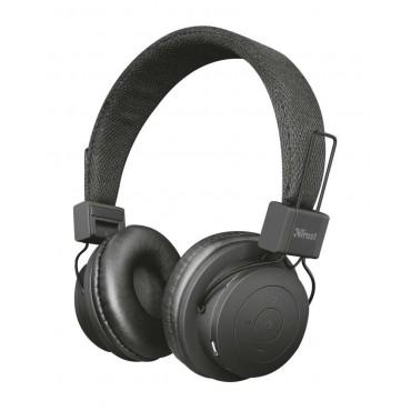 Слушалки TRUST Leva Wireless Bluetooth Headphone