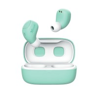Слушалки TRUST Nika Compact Bluetooth Earphones Mint