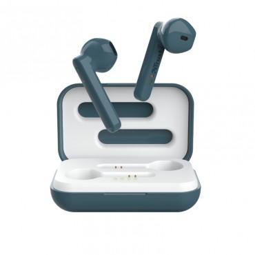 Слушалки TRUST Primo Touch Bluetooth Earphones Blue