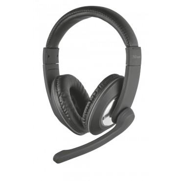 Слушалки TRUST Reno Headset for PC and laptop
