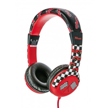 Слушалки TRUST Spila Kids Headphone - car