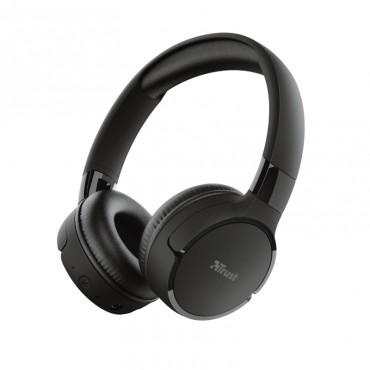 Слушалки TRUST Zena Bluetooth Wireless Headphones