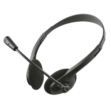 Слушалки TRUST Ziva Chat headset