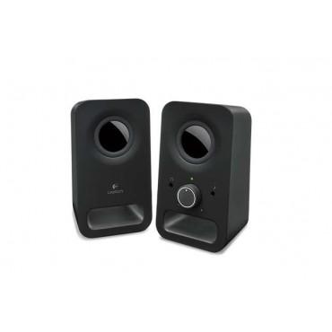 Тонколони Logitech 2.0 Speakers Z150 - Midnight black