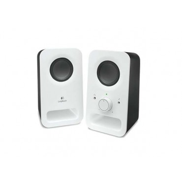 Тонколони Logitech 2.0 Speakers Z150 - Snow white