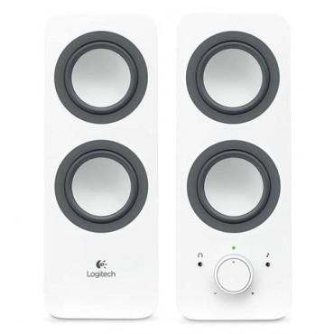 Тонколони Logitech 2.0 Speakers Z200 - Snow white