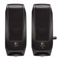 Тонколони Logitech S120 Black 2.0 Speaker System