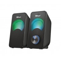 Тонколони TRUST Arys Compact 2.0 Speaker RGB